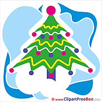 Pics Winter Christmas Tree free Image