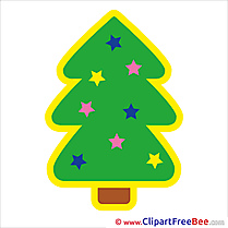 Winter Tree Illustrations for free