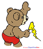 Bear download Clip Art for free
