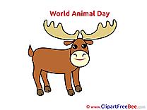 Deer Clip Art download for free
