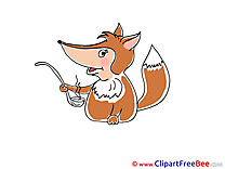 Fox Clipart free Image download