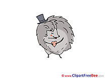 Hedgehog free printable Cliparts and Images